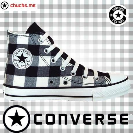 Chucks 102951 Plaid