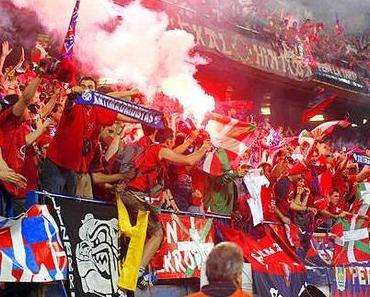 Osasuna-Fan zu 10.000 Euro Strafe und Stadionverbot verurteilt