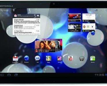 Motorola vergisst Daten auf runderneuerten Xoom-Tablets zu löschen.