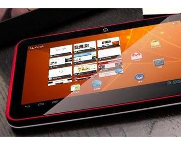 Zenithink veröffentlicht Android 4.0 für die meisten seiner Tablets.