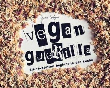 Rezension | Kochbuch | Vegan Guerilla