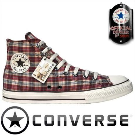 Chucks 101924 Military Plaid
