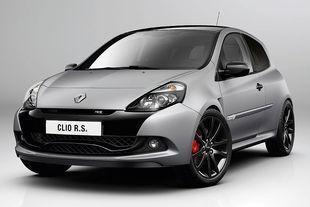 "Renault Clio R.S. als ""sport auto Edition"""
