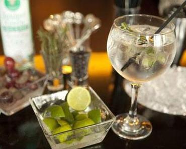 Gin Tonic mit Stil in Barcelona