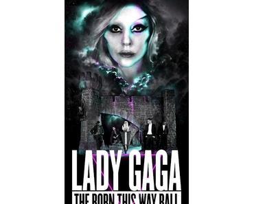 Born This Way Ball: Lady Gaga veröffentlicht erste Tourdaten