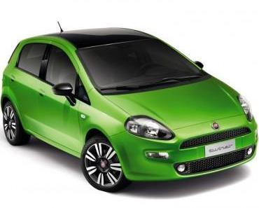 Neuer Fiat Punto startet mit Aktionspreis