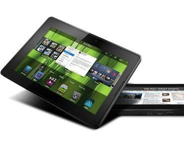 Blackberry Playbook: Video zeigt Blackberry Bridge 2.0 im Hands On.