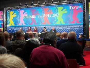 Berlinale 2012: Tag 3 Fotos