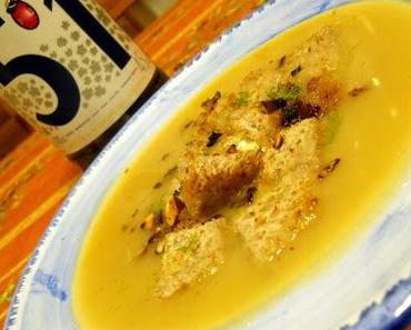 Barbara´s Fenchelsuppe