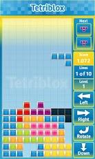 Tetriblox – Klasse Puzzle mit hohem Suchtfaktor