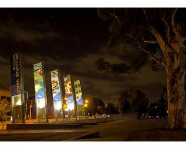Melbourne at night part 3