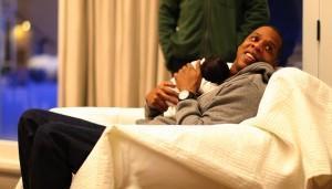 Beyonce und Jay-Z zeigen ihr erstes Kind Blue Ivy Carter! Bilder