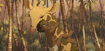 Filmkritik zum französischen Zeichentrick 'Zarafa'