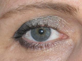 EOTD with Chanel Illusion d´Ombre