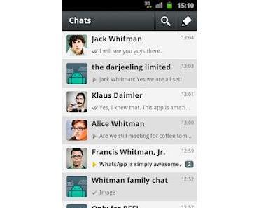 WhatsApp & Viber