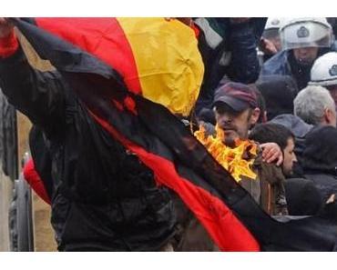 Reichsprotektorat Griechenland: Scham für Deutschland