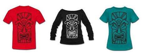 neues shirt im shop: TIKI