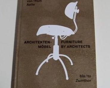 Designliteratur: Architektenmöbel
