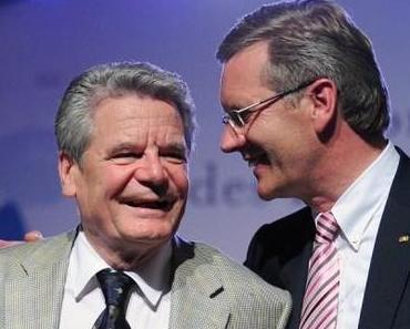 Hier riecht's nach Gauck