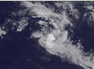 Tropischer Sturm 13S (pot. Zyklon HILWA) voraussichtlich keine Gefahr für Mauritius und La Reunion