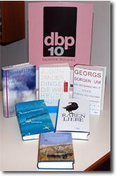 Shortlist Autoren stellen sich vor