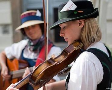 Aufsteirern in Graz 2010 – Mariazellerland inklusive…