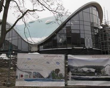 Toskana Therme in Bad Orb: Ein neues Juwel der Baukunst im Spessart