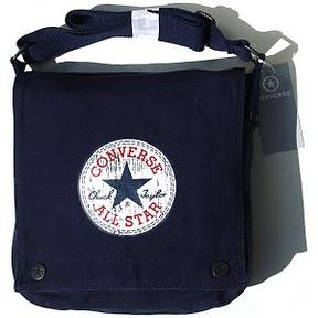 Converse Tasche – Fortune Shoulder Bag – Dark Marine Blau