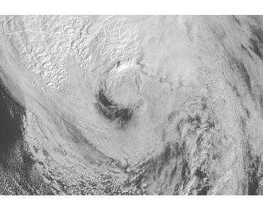 Atlantik aktuell: Hurrikan IGOR vor Neufundland (Kanada) und Grönland mit Live-Webcams