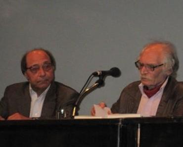 Mahmud Doulatabadi auf dem Literaturfest Berlin