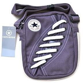 "Pastel Purple lila Converse Minitasche XS in Schuhform ""Chucks Pocket Bag Tasche"""