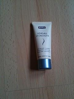 [Review] Nivea Ideal finish