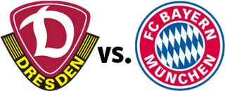 SG Dynamo Dresden - FC Bayern München II