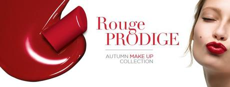 Clarins Rouge Prodige Look