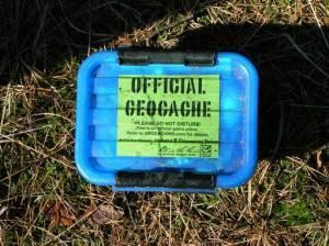 Geocaching – oder Schnitzeljagd mit dem IPhone