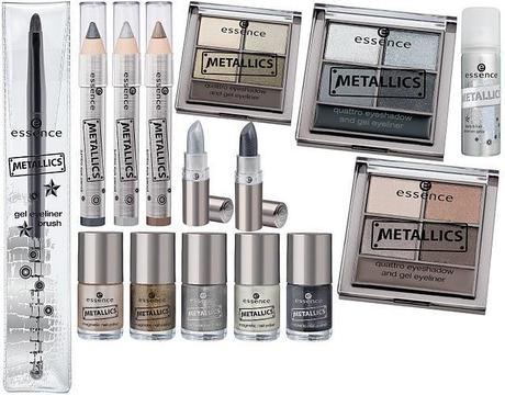 [Preview] essence metallics