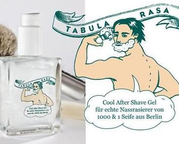 Aftershave Gel Tabula Rasa von 1000 & 1 Seife
