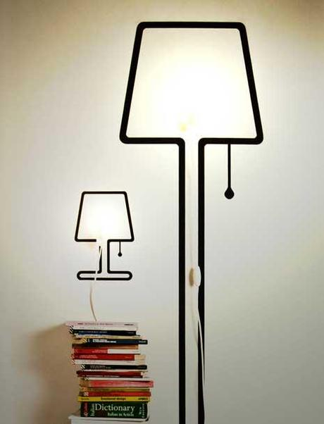 Ausgefallene Ideen F 252 R Lampen
