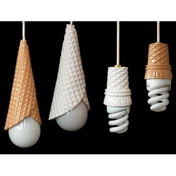 Ausgefallene ideen f r lampen for Ideen fur badezimmer lampen