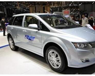 BYD und RWE arbeiten an einem Auto-Strom-Paket