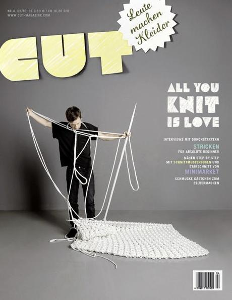 CUT – das do-it-yourself Magazin