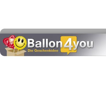 Tolle Ballons von ballon 4 you!
