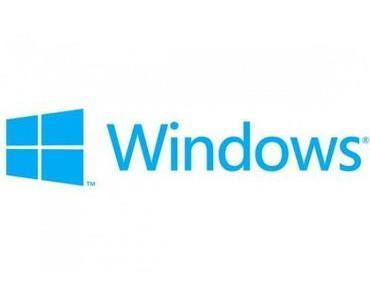 Microsoft – Windows 8 – ein neues Logo bekommt das Betriebssystem