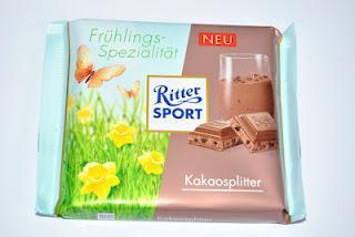 Ritter Sport Kakaosplitter