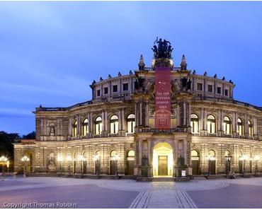 Neu im Archiv: Dresden