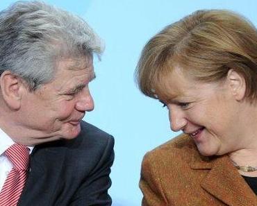 Joachim Gauck: Der späte Sieg der marktkonformen Demokratie
