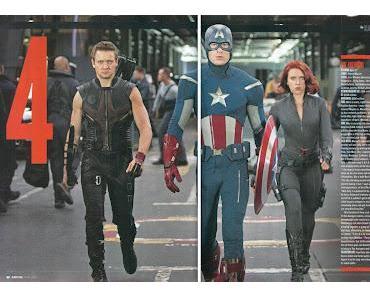 The Avengers: Neues Szenenfoto aus dem Film veröffentlicht