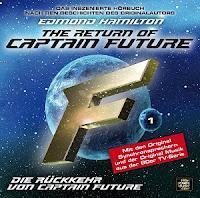 Die Rückkehr von Captain Future: Klappentexte und Cover sind online