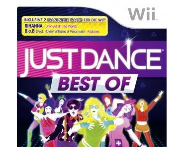 Just Dance: Best of für Wii angekündigt