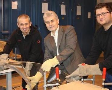 """Making of"" Light Ball Bench Manfred Kielnhofer – Plexiglas by ThyssenKrupp Plastics Austria"